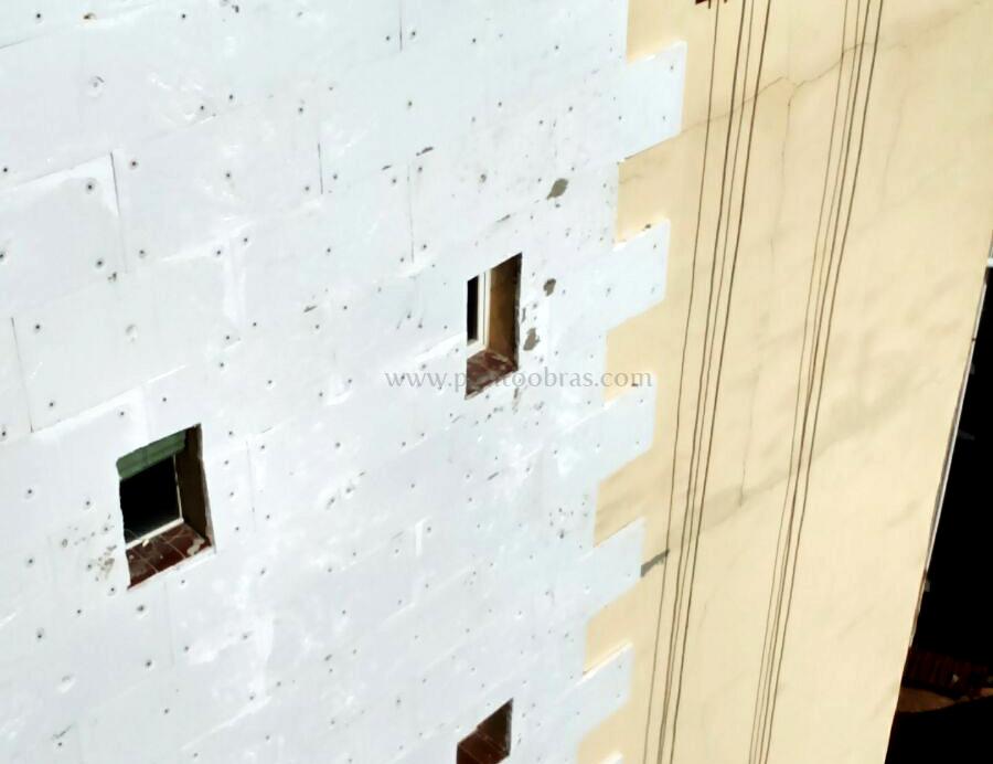 Por qué aislar la fachada de un edificio