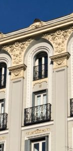 Rehabilitación de Fachadas en Madrid 5