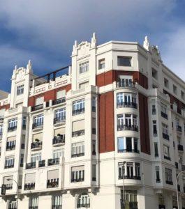 Rehabilitación de Fachadas en Madrid 3
