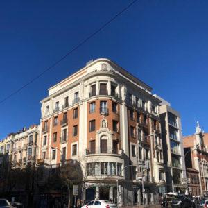 Rehabilitación de Fachadas en Madrid 8