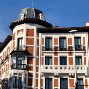 Rehabilitación de Fachadas en Madrid 4